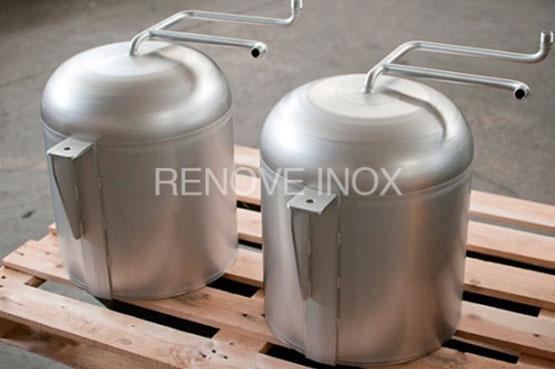 Decapagem de Inox | Renoveinox